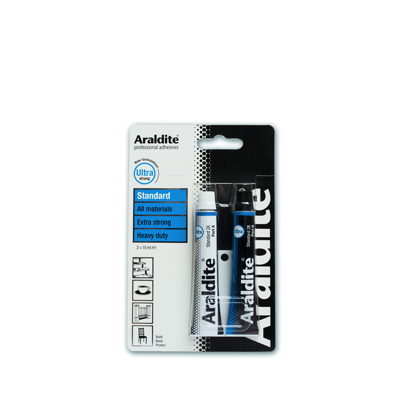 Epoxy Adhesives Fillers Araldite Standard