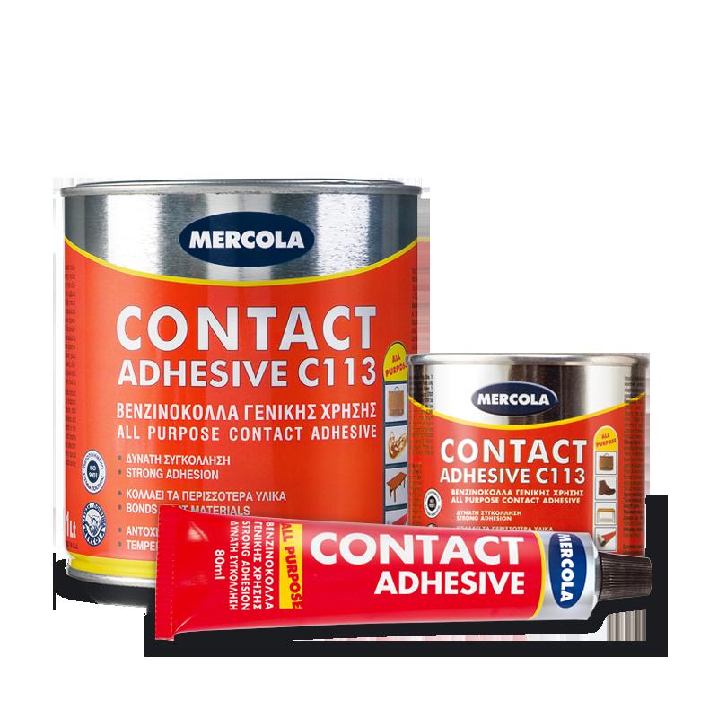 Contact Adhesives Contact C113