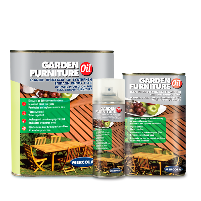 Wood Oils Garden Furniture Oil
