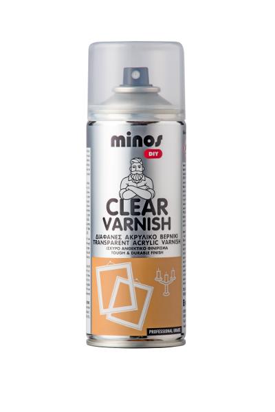 Minos Clear Varnish
