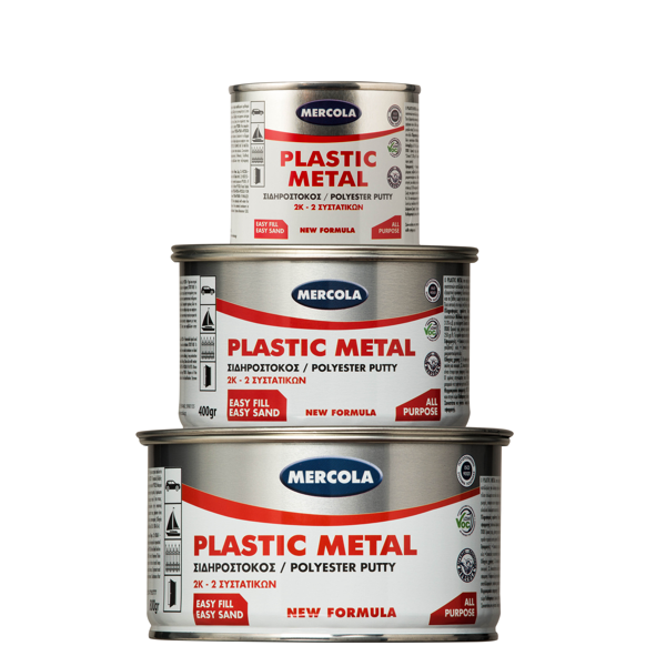 Polyester Adhesives Amp Fillers Plastic Metal