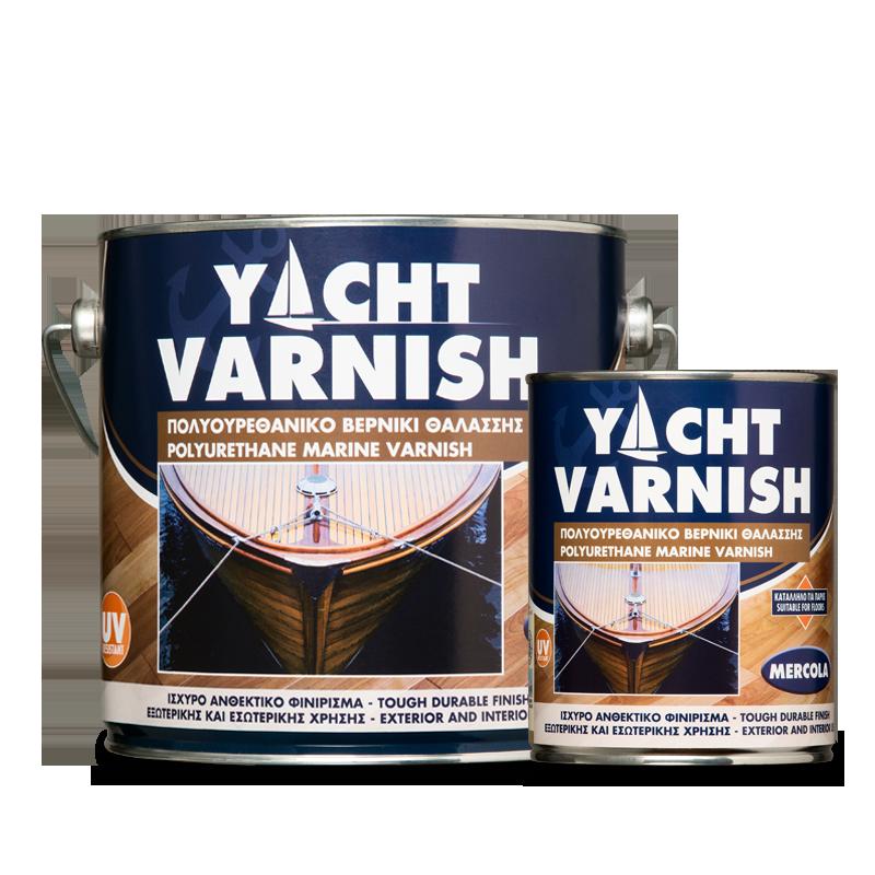 Wonderful Wood Varnishes : YACHT VARNISH