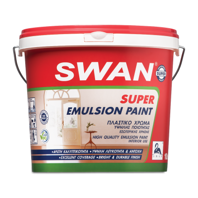 SWAN-SUPER-EMULSION 10lt